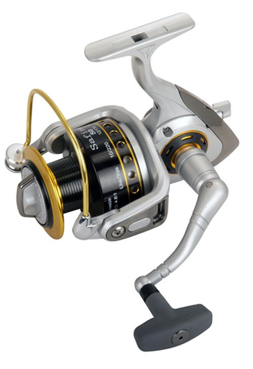 Sporting Goods Stores Okuma Safina Pro Spinning Reel Medium 3 Ball Bearing And 1 Roller Bearing 5.3:1 8Lb/290 SPA-35