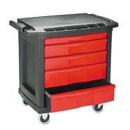 Rubbermaid Five-Drawer Mobile Workcenter at Kmart.com