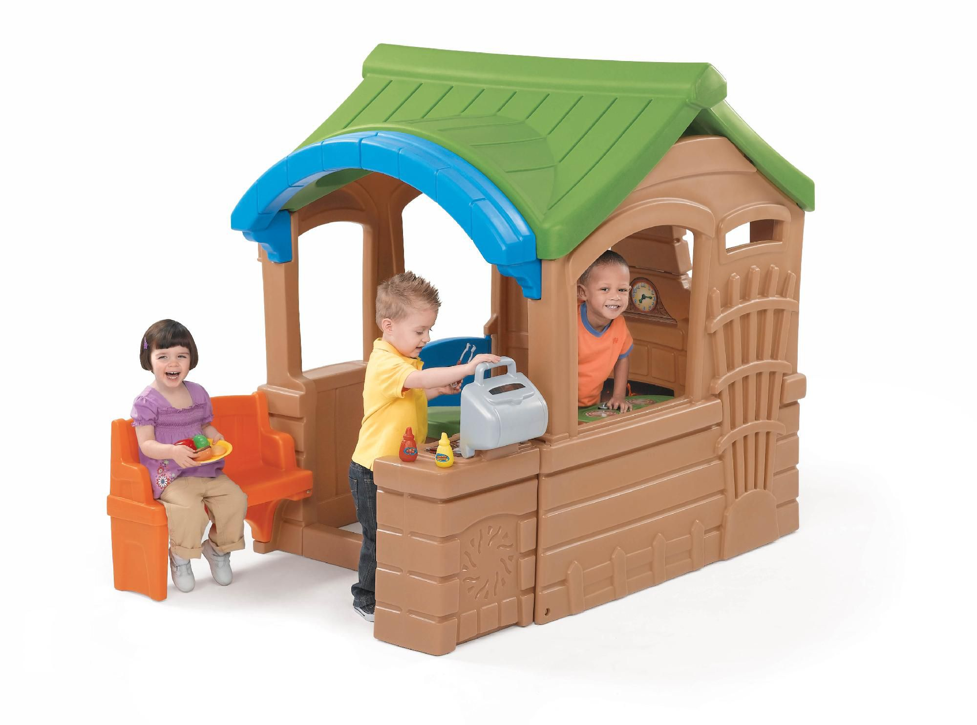 Step 2 Gather & Grille Playhouse