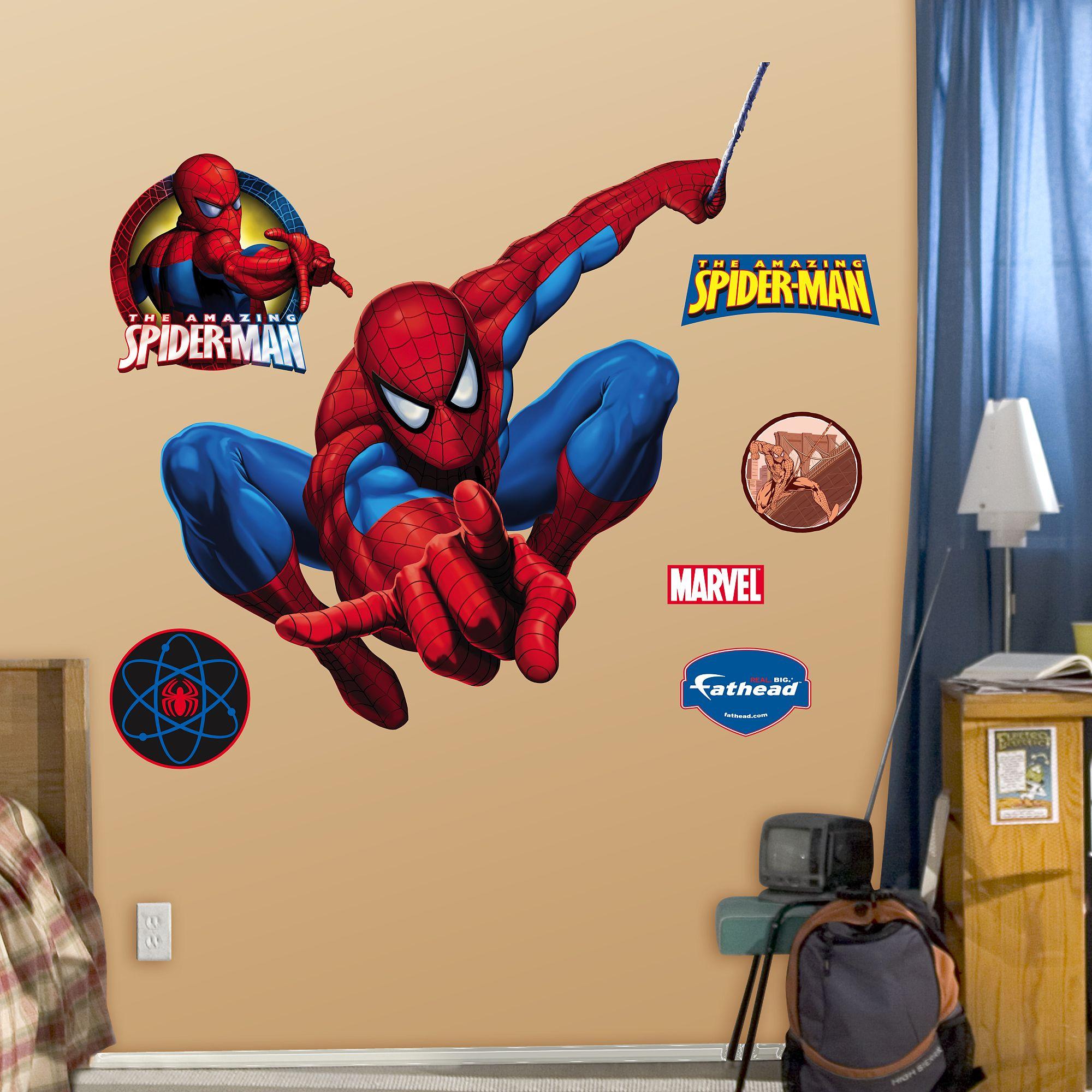 Fathead Spider-Man: Hero Fathead