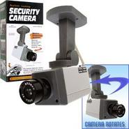 Trademark Tools Rotating Imitation Security Camera with LED Light at Kmart.com