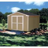 Colony Bay Outdoor Structures Dover 10' x 12' Storage Building Kit with Floor at Kmart.com