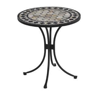 Home Styles Marble Top Bistro Table