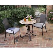 Home Styles 3-Pc. Indoor/Outdoor Bistro Set:  Includes Terra Cotta Bistro Table & 2 Laguna Slope Arm Chairs at Kmart.com