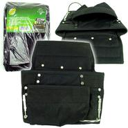 Trademark Tools Professional Grade Black 8 Pocket  Tool Bag at Craftsman.com