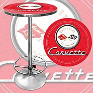 Trademark Corvette C1 Pub Table - Red at Kmart.com