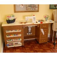 Arrow Air Lift Sewing Cabinet, Oak at Sears.com