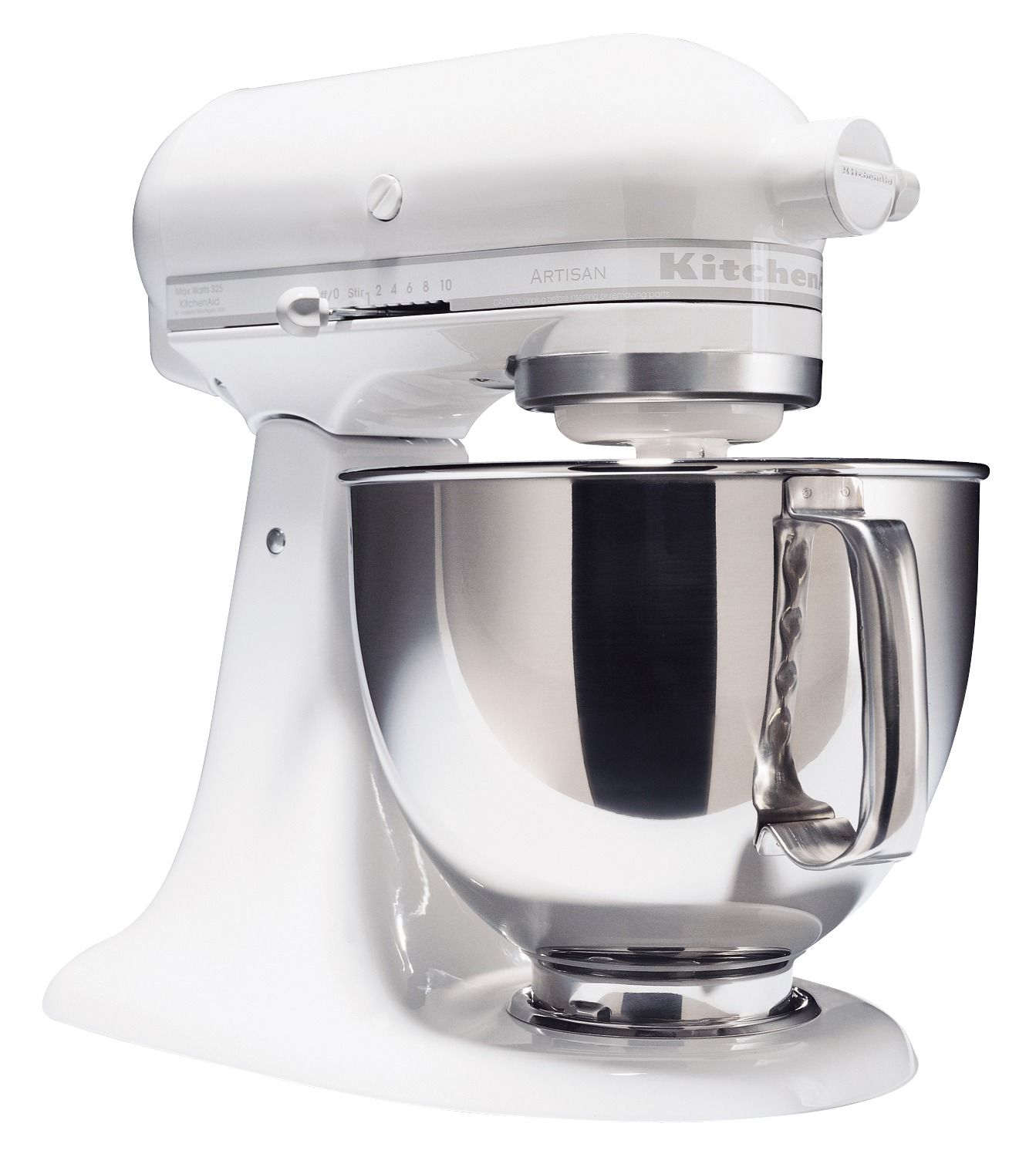 KitchenAid  Artisan® Series White 5 Qt. Stand Mixer