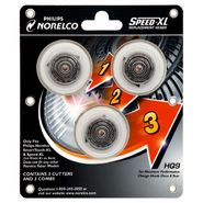 Norelco Speed-XL Replacement Heads, HQ9, 3 replacement heads at Kmart.com
