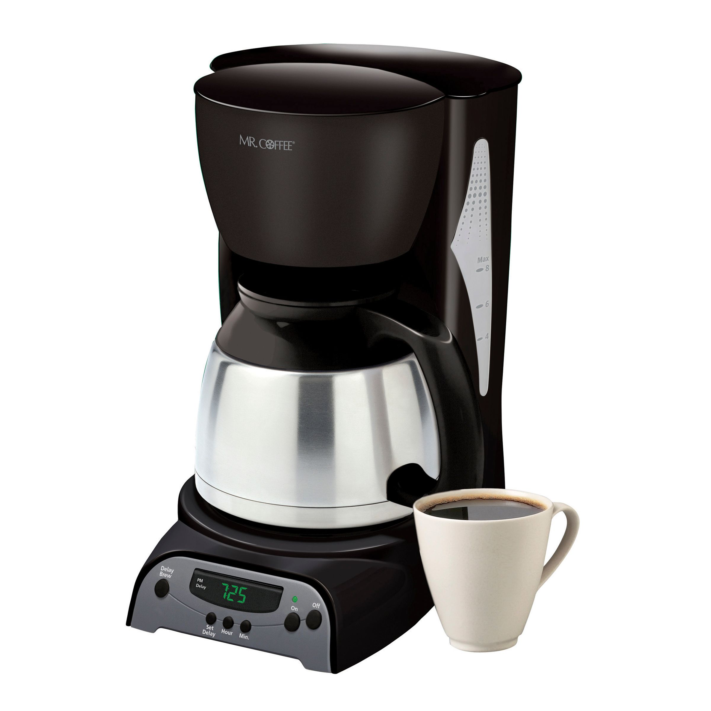 Mr. Coffee  8-Cup Thermal Programmable