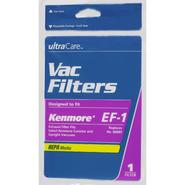UltraCare Kenmore EF-1 Exhaust Cartridge Vacuum Filter at Kmart.com