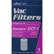 UltraCare Kenmore DCF-1 Bagless Tower Vacuum Filter at Sears.com