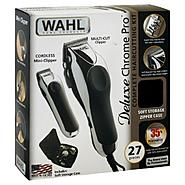 Wahl Home Products Complete Haircutting Kit, Deluxe Chrome Pro, 1 kit at Sears.com