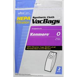 UltraCare Style O HEPA Vacuum Bags for Kenmore Upright Vacuums at Kmart.com