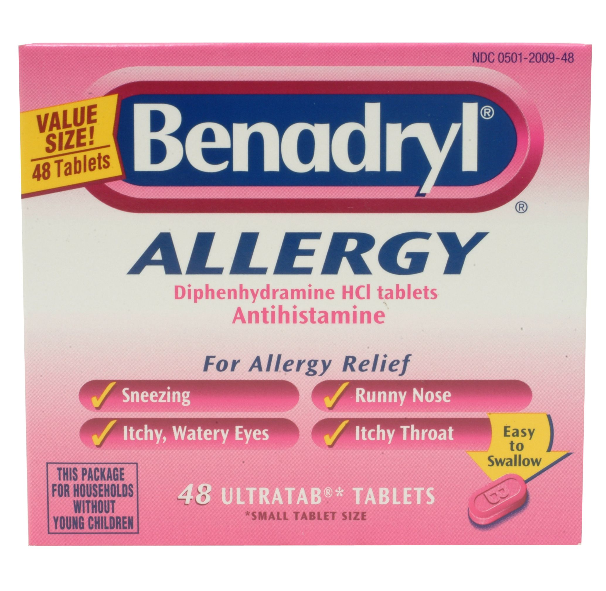 Benadryl Allergy & Cold medical facts from Drugs.com. List of Advil ...