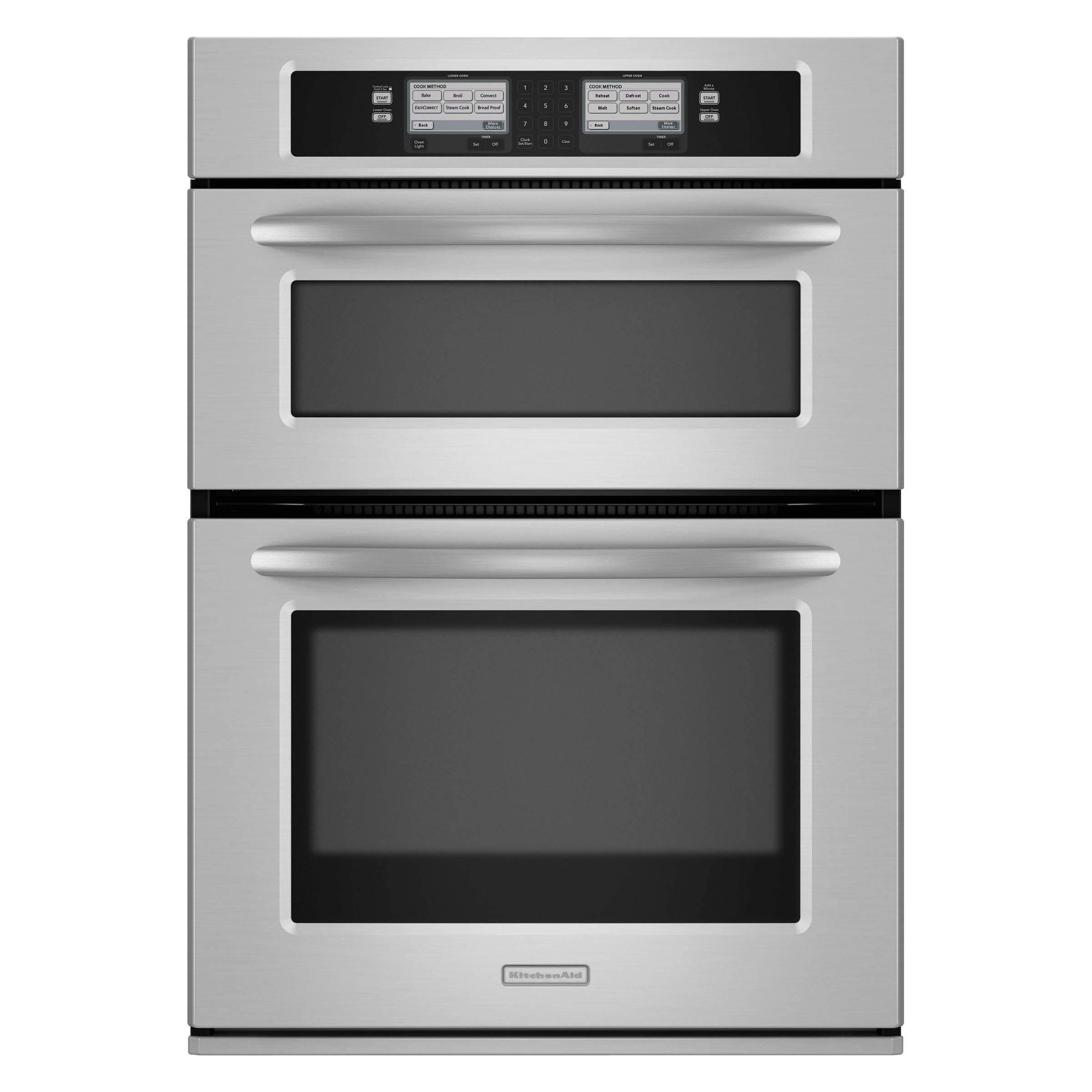 KitchenAid 30 Built-In Microwave/Oven Combination