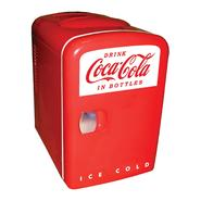 Coca Cola Personal Fridge Compact Refrigerator (KWC4) at Sears.com
