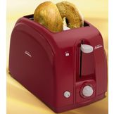 Sunbeam Two-Slice Toaster - Red at mygofer.com