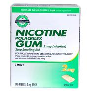 American Fare Stop Smoking Gum Mint 2 mg 170 Count at Kmart.com