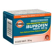 American Fare Ibuprofen Tablets 50 Count at Kmart.com