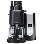 KRUPS 10-Cup Coffee Grinder & Brewer at Sears.com