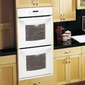 27 in. Electric Self-Clean Double Wall Oven