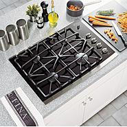 "GE Profile Profile™ Series 30"" Built-In Ceramic-Glass Cooktop at Sears.com"