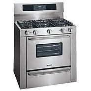 "Kenmore Elite 3.7 cu. ft. 36"" Self-Cleaning  Gas Range at Kenmore.com"
