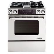 "Jenn-Air 30"" Slide-In Modular Dual-Fuel Downdraft Range w/ Convection at Sears.com"