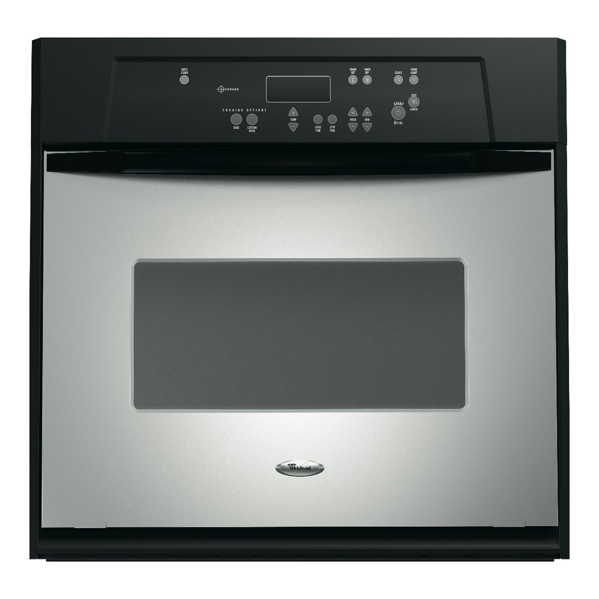 "Whirlpool 24"" Electric Self-Clean Wall Oven"