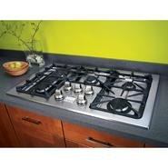 "Kenmore Pro 36"" Gas Drop In Cooktop at Sears.com"