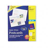 Avery Printer Compatible Postcards, 4-1/4 x 5-1/2, 200 at Kmart.com