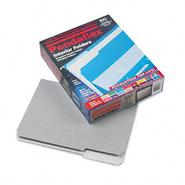 Pendaflex 1/3 Cut Top Tab Letter File Folders, Gray, 100/Box at Kmart.com