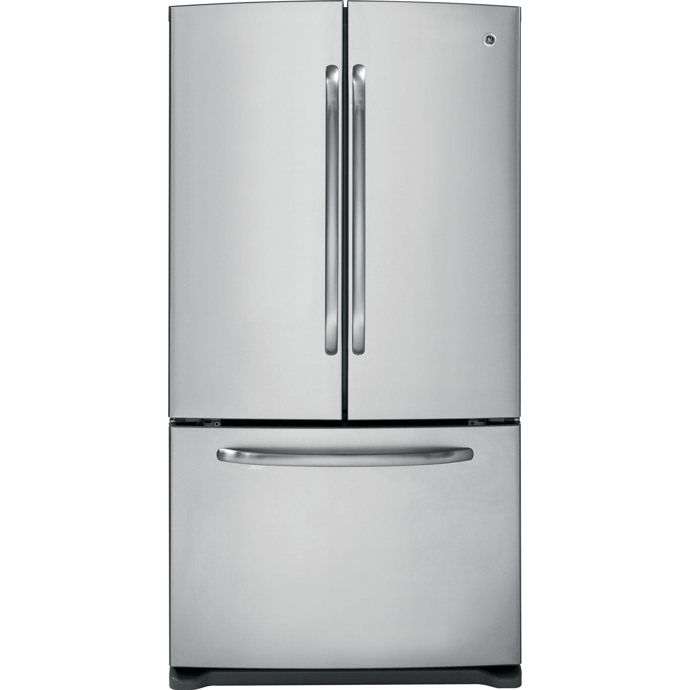 French-Door Refrigerator (GFSS6KEX)  sc 1 st  Hotpoint Fridge Freezers & Hotpoint Fridge Freezers - GE 25.8 cu. ft. French-Door Refrigerator ...