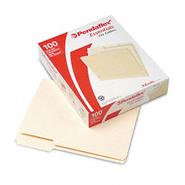 Pendaflex Essentials File Folders, 1/3 Cut Top Tab, Letter at Kmart.com