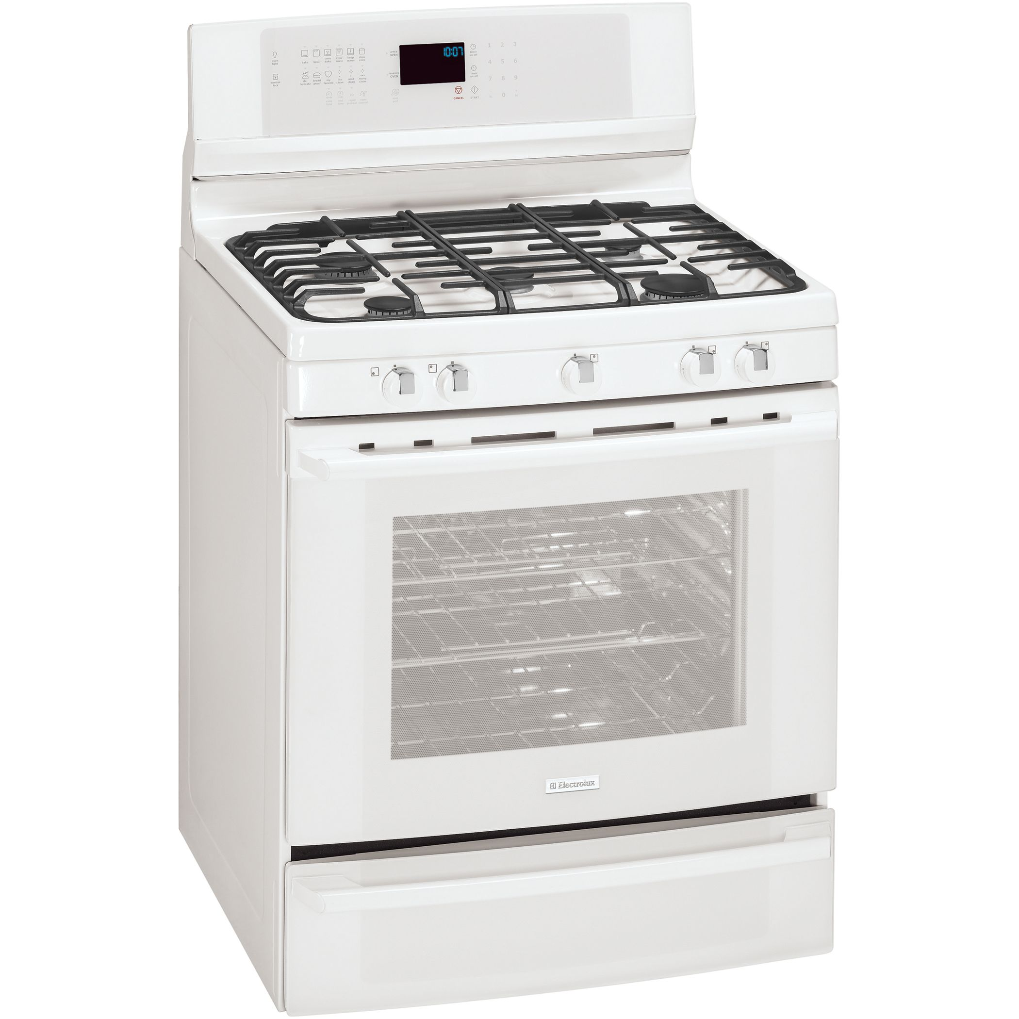 Electrolux 30 in. Freestanding Gas Range (Natural Gas Only)