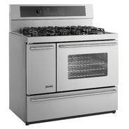 "Kenmore Elite 40"" Double-Oven Dual-Fuel Range w/Convection at Kenmore.com"
