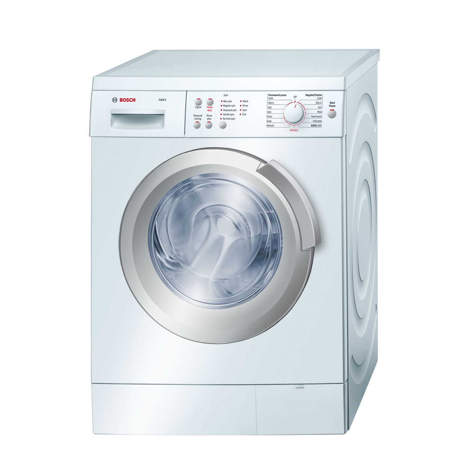 Axxis Front-load Washing Machine 2.2 cubic feet