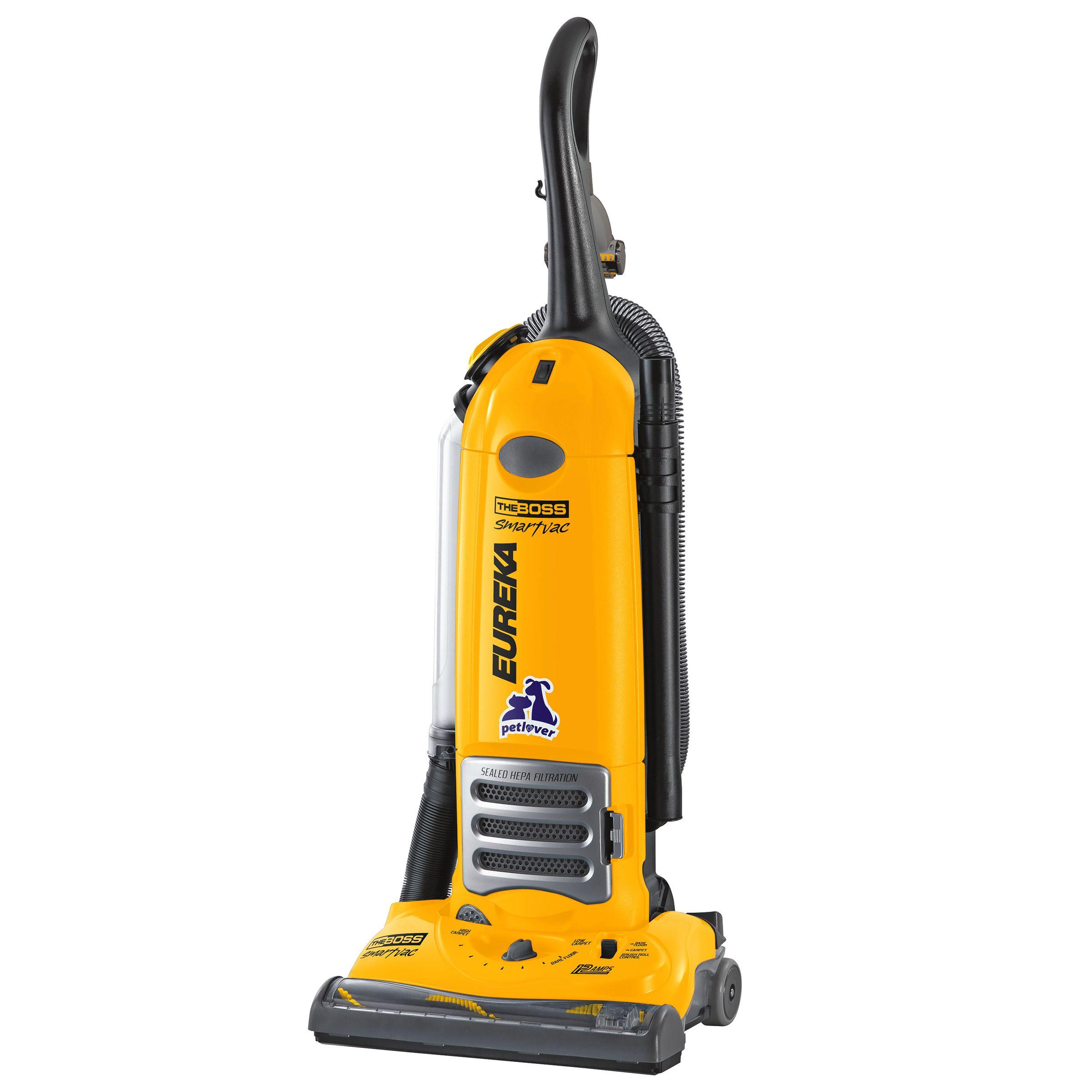 Eureka Boss SmartVacuum Pet Lover Upright Vacuum Cleaner