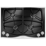 "Jenn-Air 30"" Ceramic-Glass Gas Cooktop w/ Sealed Burners at Sears.com"