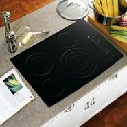 "GE Profile Profile™ Series 30"" Built-In Electric Cooktop at Sears.com"