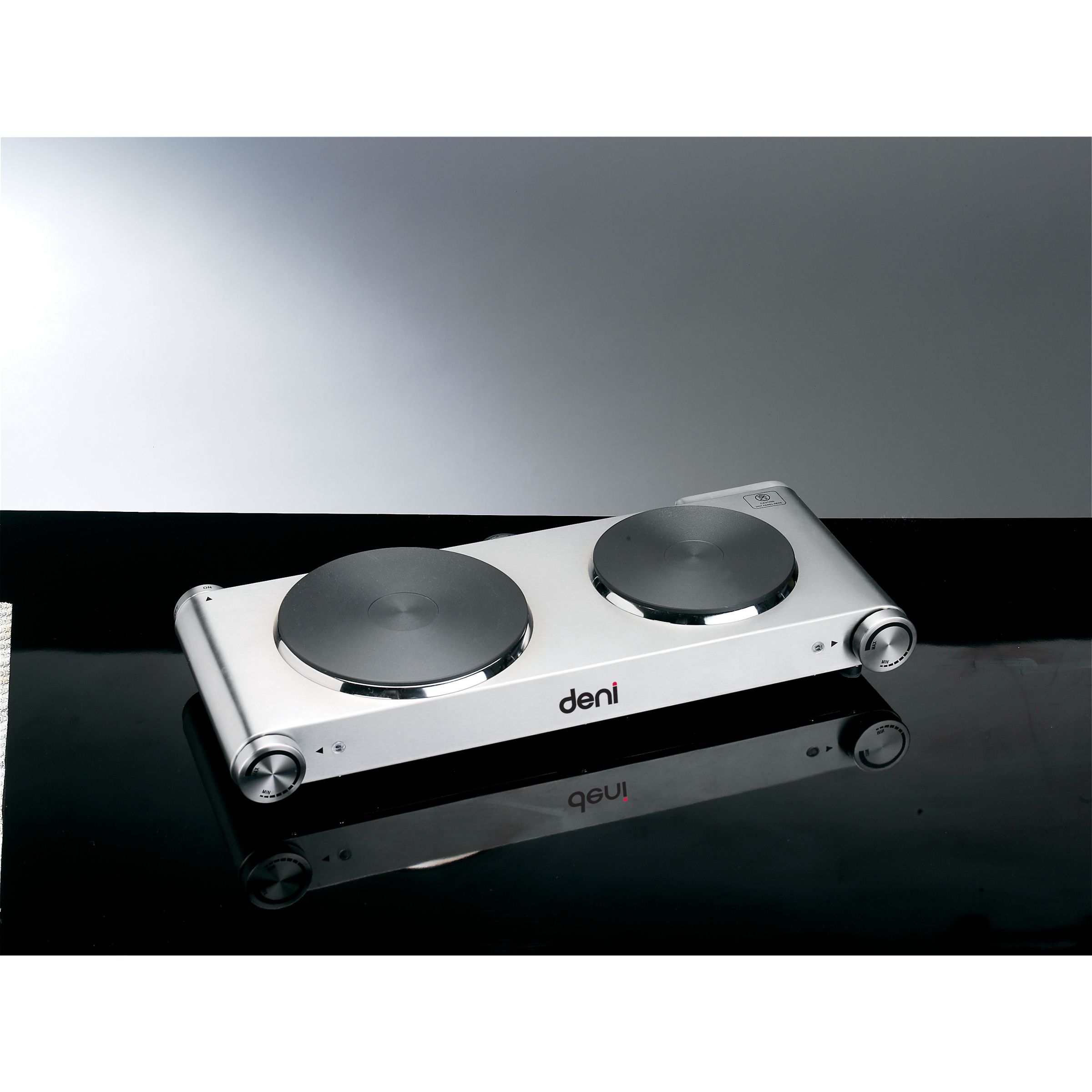 Deni  Table Top Burner - Double
