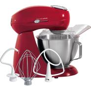 Hamilton Beach Eclectrics® Carmine Red All-Metal Stand Mixer at Sears.com