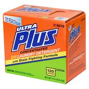 Ultra Plus Powder Laundry Detergent w/ Stain Fighter, 120 Loads at Sears.com