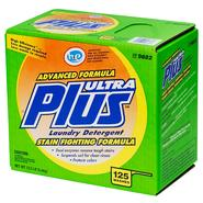 Ultra Plus Laundry Detergent w/ Stain Fighter, 125 Loads at Kmart.com