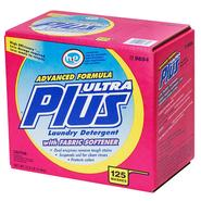 Ultra Plus™ Powder Laundry Detergent w/ Fabric Softener, 125 Loads at Kmart.com