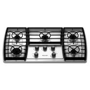 "KitchenAid 36"" Gas Cooktop at Sears.com"