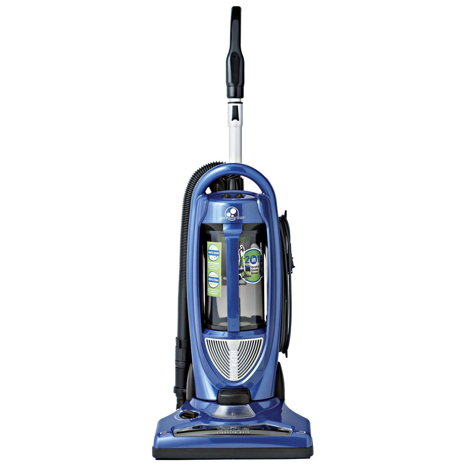 2 in 1 Upright Vacuum Cleaner (GGU300)