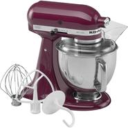 KitchenAid Artisan® Series Boysenberry 5 Qt. Stand Mixer at Sears.com