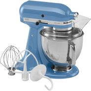 KitchenAid Artisan® Series Cornflower Blue 5 Qt. Stand Mixer at Sears.com